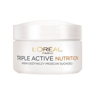 TRIPLE ACTIVE NOURISH קרם לחות ליום