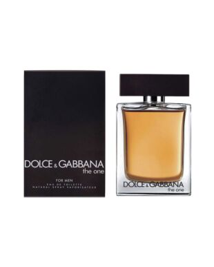 DOLCE GABBANA THE ONE E.D.T 100 ML