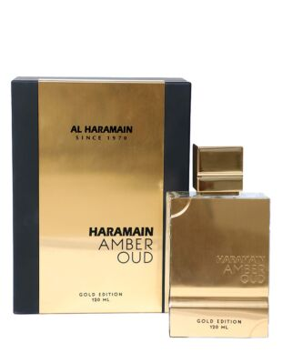 Al Haramain Amber Oud Gold Edtion E.d.p 120 ml